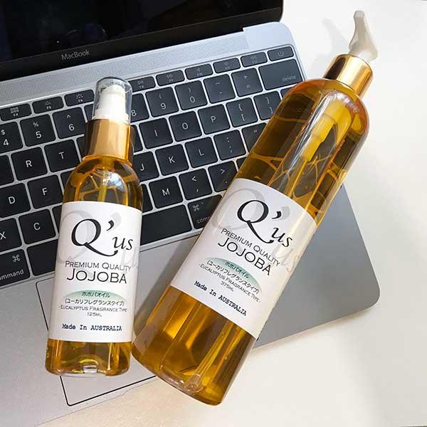 Jojoba Oil (Eucalyptus)