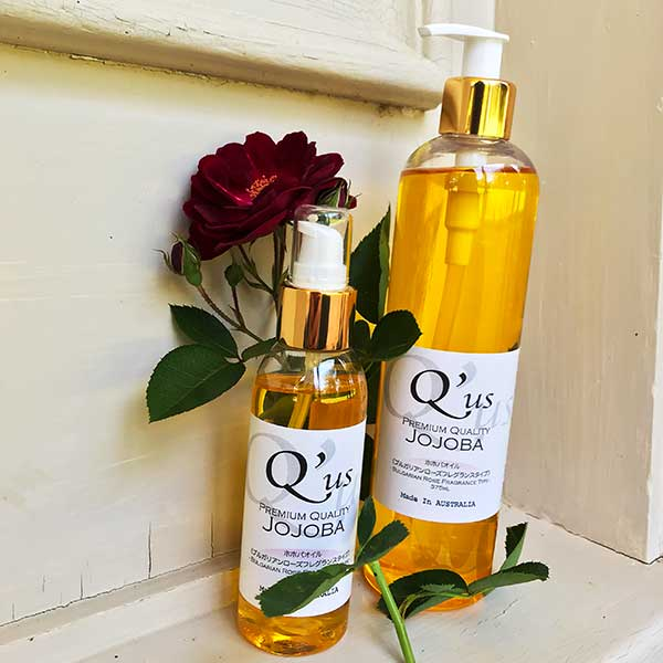 Jojoba Oil (Bulgarian Rose)